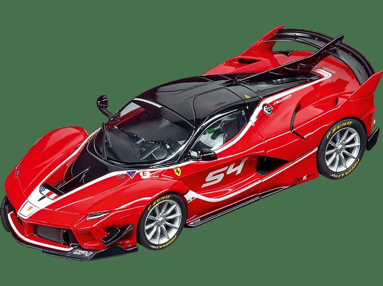 carrera (toys) Evolution Ferrari Fxx K Evoluzione no.54 Modellspielzeugauto, Mehrfarbig ,mehrfarbig