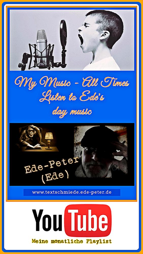 Meine monatlichen Playlist auf YouTube My Music - All Times | My ...