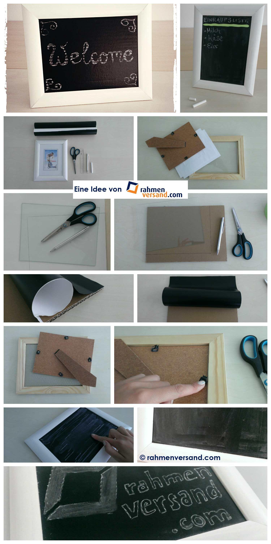 Kreative Ideen für Bilderrahmen (Variante 2)