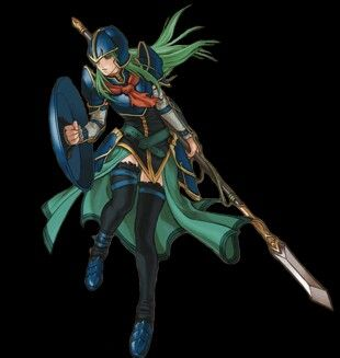 Image result for nephenee fire emblem path of radiance