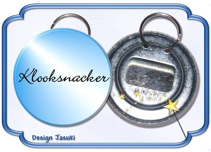 Flaschenöffner/Geschenkdose  Klugschnacker von Jasuki auf DaWanda.com