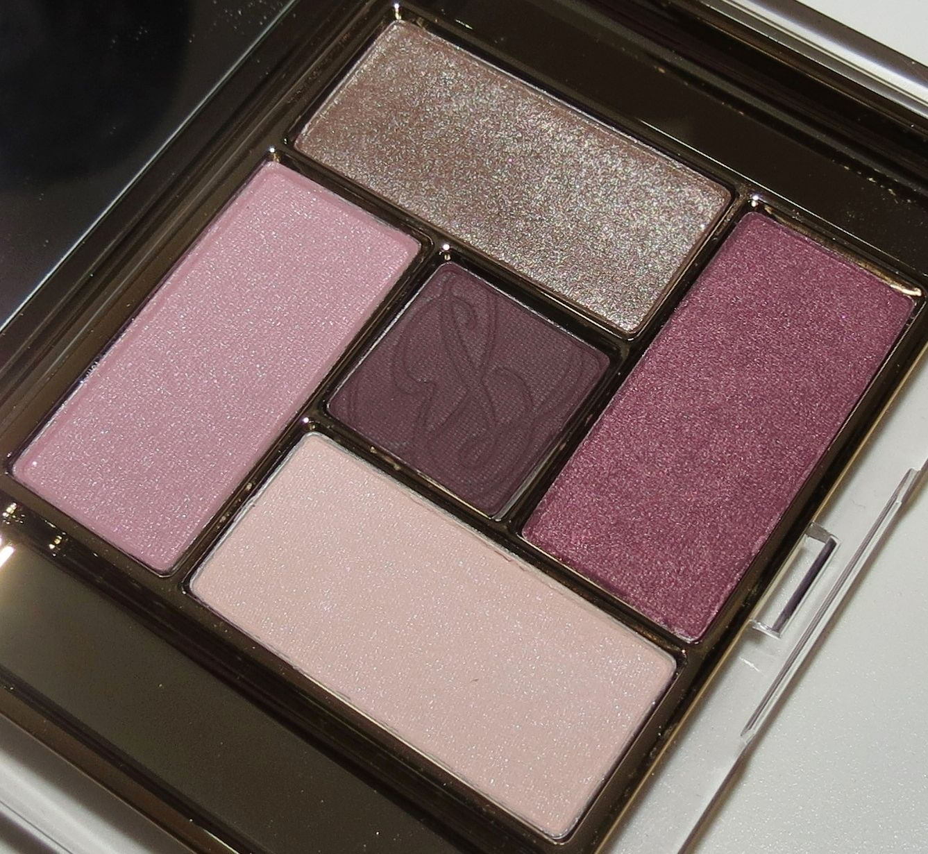 Estée Lauder ENCHANTED BERRIES Pure Color Eyeshadow Palette ...