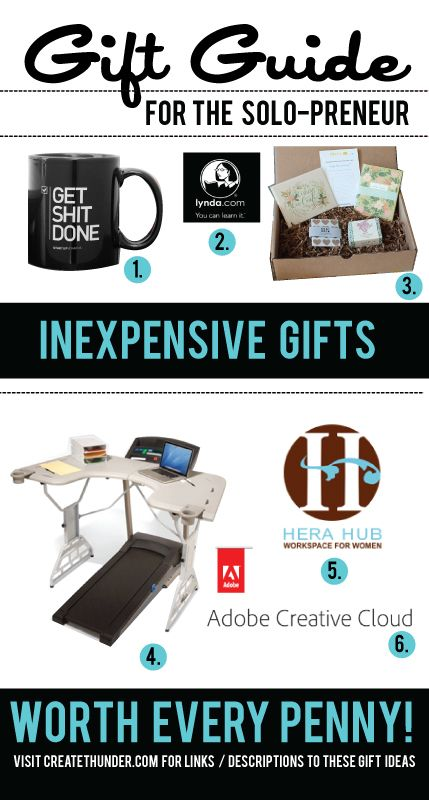 gifts for small business owners
