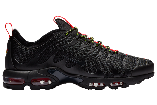 Nike Air Max Plus TN Ultra Black Anthracite Red Volt AR4234