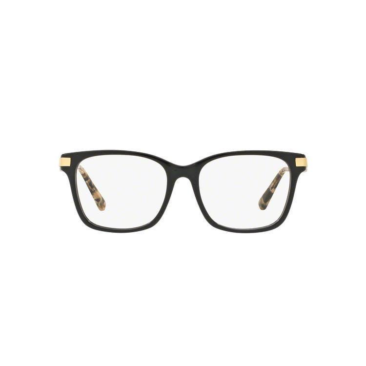 63cd19753385 Michael Kors Women s MK4033 3176 54 Square Plastic Clear Eyeglasses ...