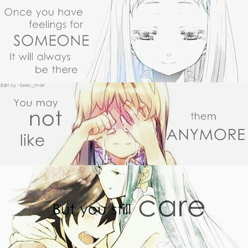Anime Love Quotes Pinsuraida Amir On Love S  Pinterest  Change Anime And People