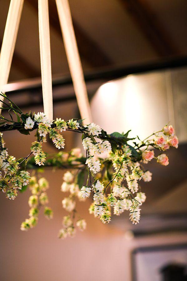 Diy Woodsy Michigan Wedding Wedding Flowers Flower
