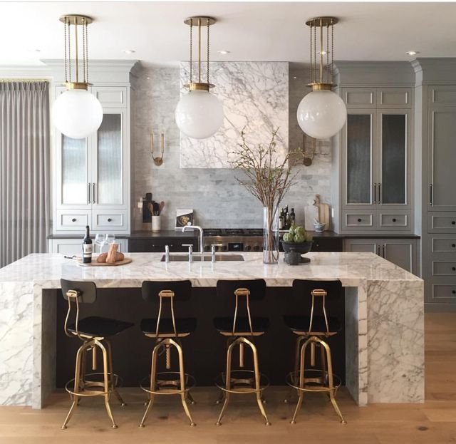 What A Beautiful Mix Of Dark Moody Glam And Inviting By
