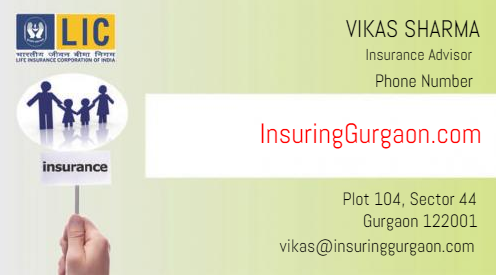 Visiting Card Lic Agent Gurgaon Designs Of Visitng Cards Lic Visiting Card Visiting Cards Visiting Card Design Cards