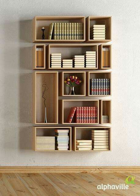 Pin By Danielle C On Creativo Bookshelves Diy Bookshelf Design Shelves