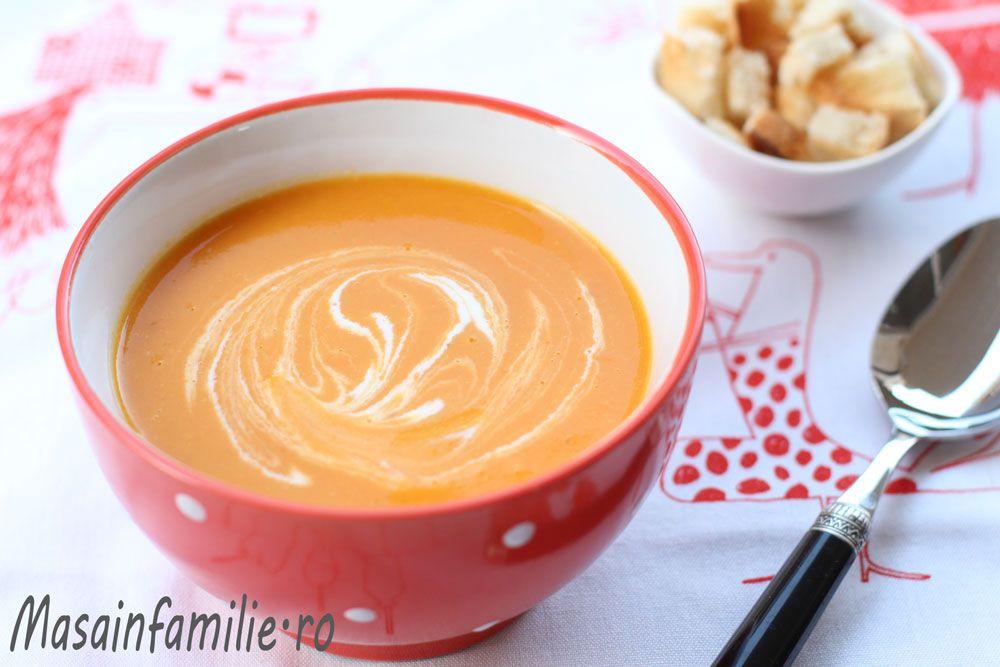 Supa crema de legume, supa crema fina de radacinoase, reteta de supa crema, legume de toamna: radacinoase, cartofi si ardei gogosari!