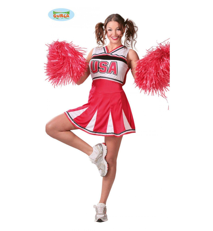 Go Usa Cheerleader Vrouw Kostuum Schminken Pinterest