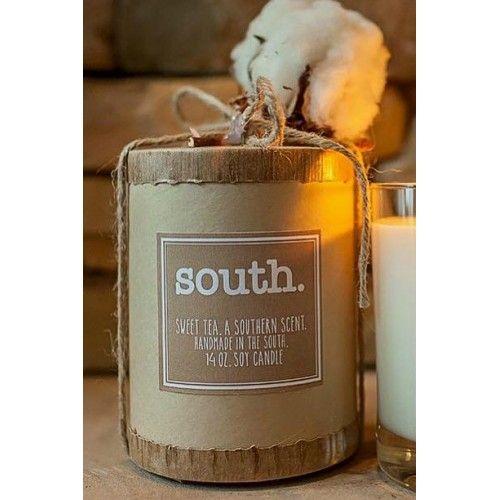 South Candle- Sweet Tea
