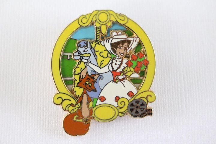 Carousel Horse - Mary Poppins