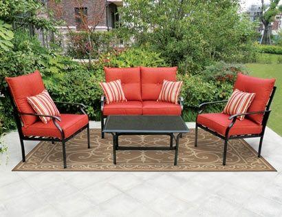 Gardenline Patio Furniture Furniture Outdoor Furniture Sets Patio Set