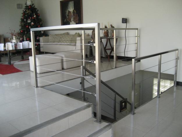 Resultat dimatges de barandas escaleras modernas con cristal