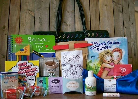 When Mom Has Cancer Family Gift Tote. When mom has cancer, everyone in the famil…