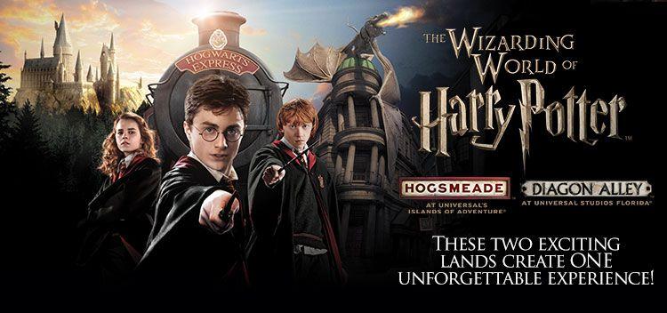 Wizarding World Of Harry Potter Universal Orlando Universal Orlando Universal Orlando Tickets Harry Potter Universal
