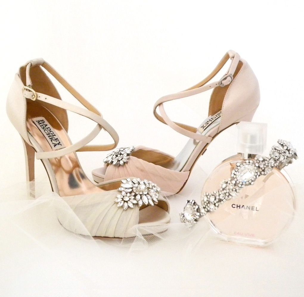 Badgley Mischka Wedding Shoes Our newest arrival Cacique a