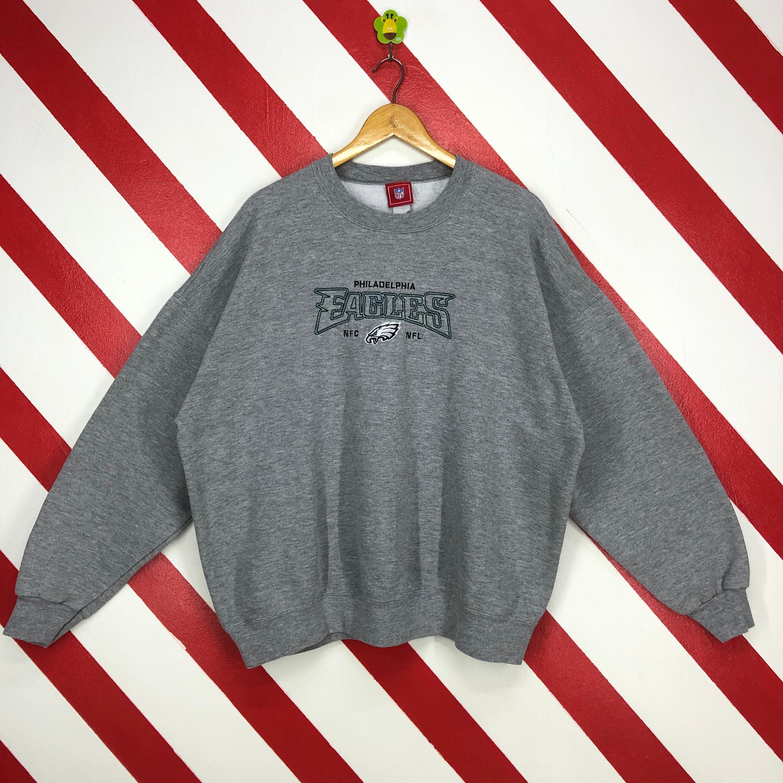 Vintage Philadelphia Eagles Sweatshirt Crewneck Philadelphia Etsy Eagles Sweatshirt Sweatshirts 90s Sportswear [ 3000 x 3000 Pixel ]