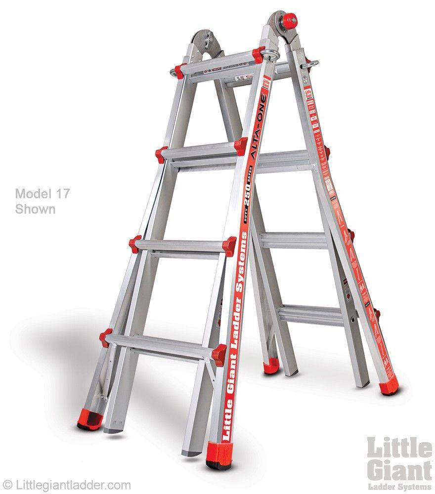 Velocity Ladder Type 1a Little Giants Ladder Multi Purpose Ladder