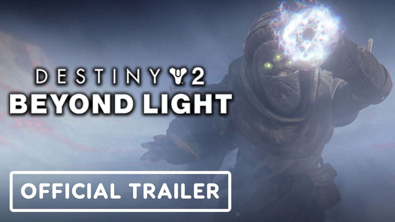 Destiny 2 Beyond Light Stasis Subclasses Official Gameplay Trailer Gamescom 2020 Youtube Destiny Gameplay Trailer