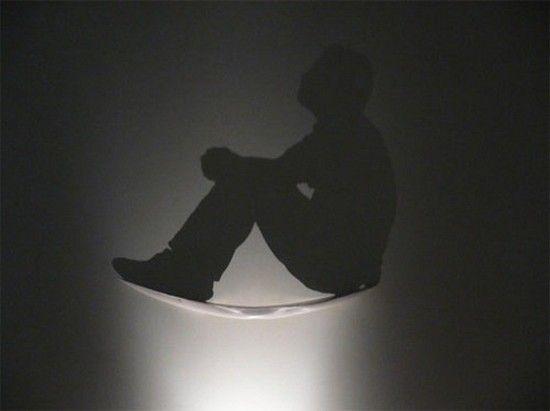 light shadow art  Kumi Yamashita 6