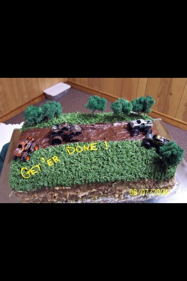 Outstanding Mudding Time With Images Grooms Cake Cupcake Cakes Cookie Funny Birthday Cards Online Aboleapandamsfinfo