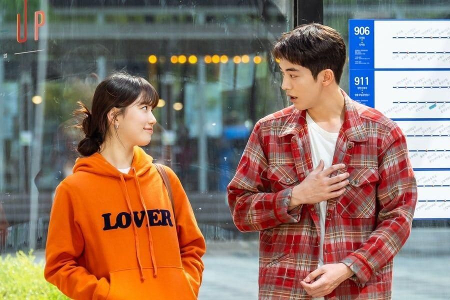 "Suzy, Nam Joo Hyuk, And More Brighten The Set Of ""Start-Up"" With Their Smiles And Passionate Acting"