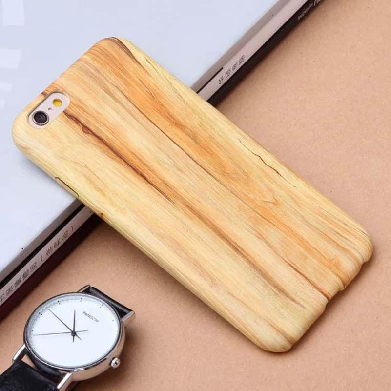 carcasa iphone 6s wood