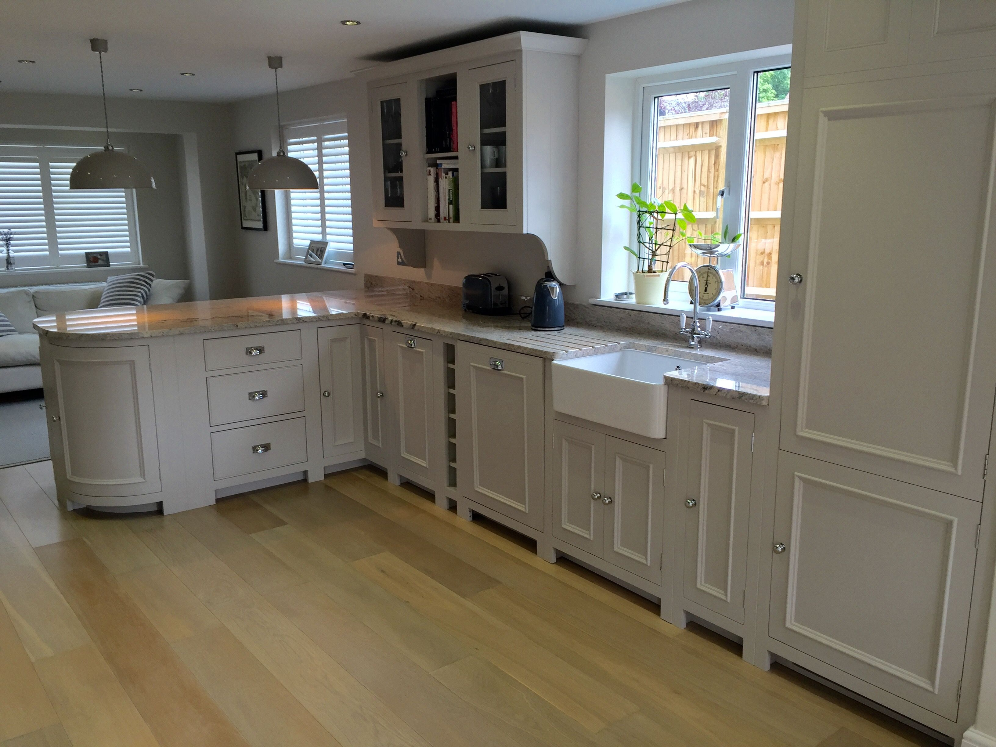 family shaker kitchen | shaker kitchen, modern shaker kitchen and