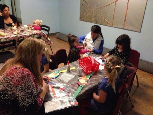 Parent & Tot Art Class: Doodlers Seattle, Washington  #Kids #Events