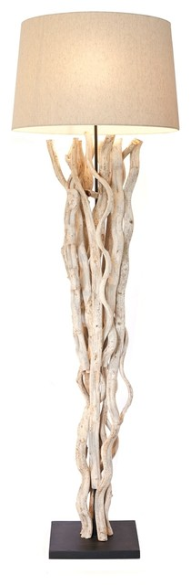 Pin By Colione Walliser On Cosm Beach Style Floor Lamps Lamp Floor Lamp