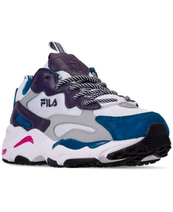Fila Women's Ray Tracer Casual Athletic Sneakers from Finish