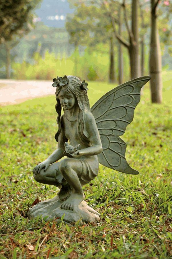 Gartenfiguren Sorgen Sie Fur Eine Asthetische Erscheinung Im Garten Gartenfiguren Gartenskulptur Garten