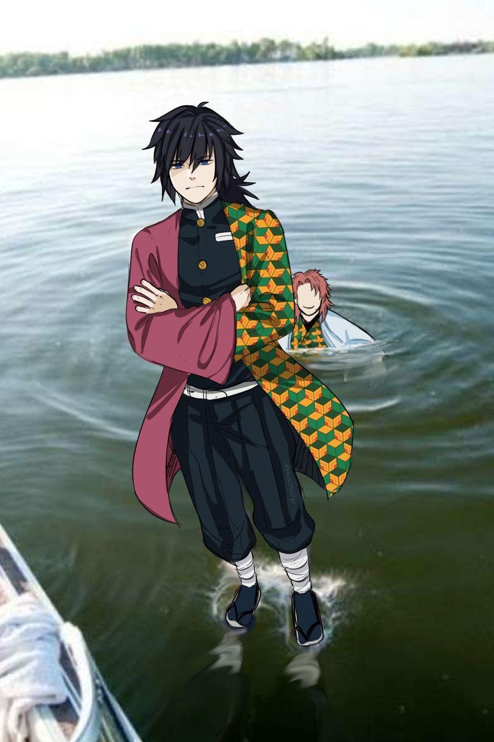 Comics kny 2 anime demon funny anime pics slayer meme