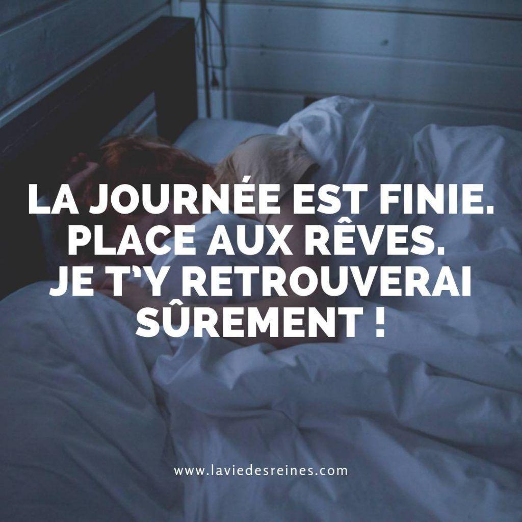 100 Sms Pour Dire Bonne Nuit Mon Amour 10 La Journée Est