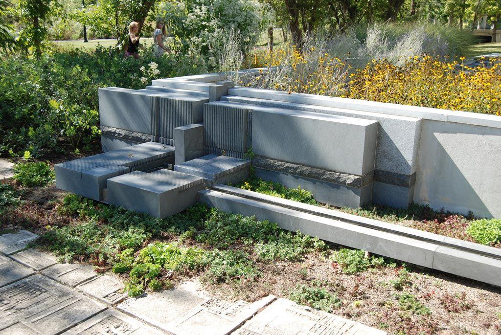 FDA Healing Garden - | Garden spaces, Pond habitat ...