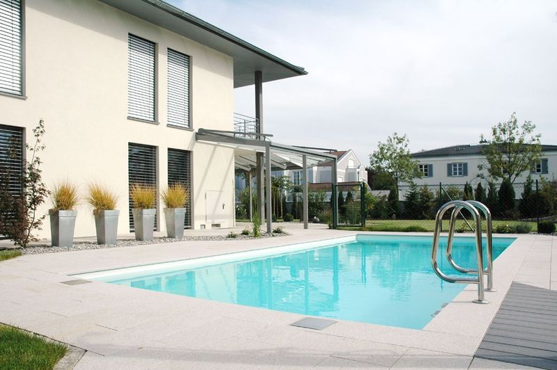Traumhaus in deutschland mit pool  Exklusive Pools, Spas, Outdoor Swimmingpools, Architecture ...