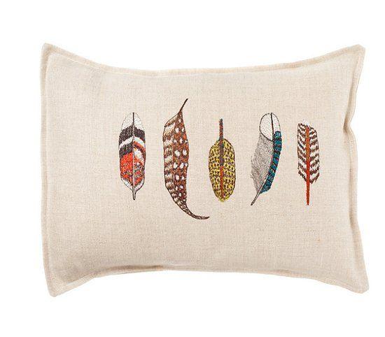 Tiny throw pillow - Coral and Tusk Home Decor