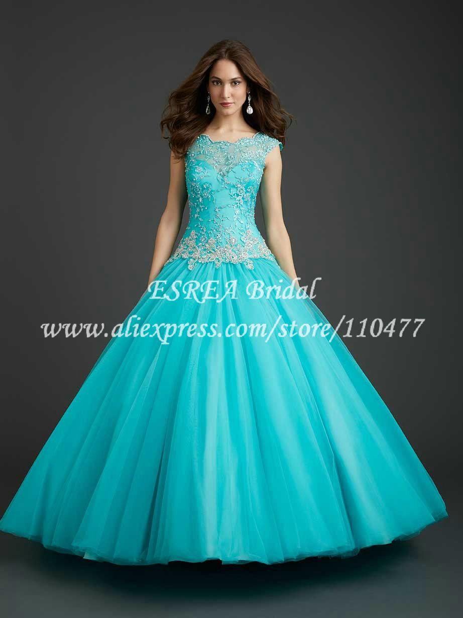 imagenes de vestidos de quinceañeras modernos - Buscar con Google ...