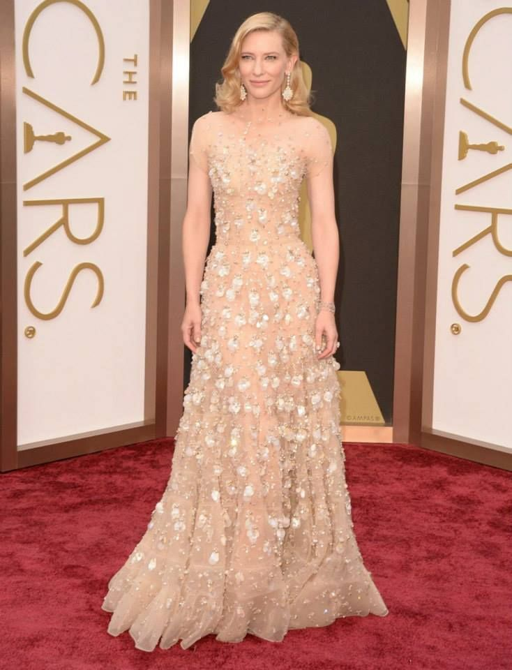 Bridal Inspiration from the Oscars Red Carpet
