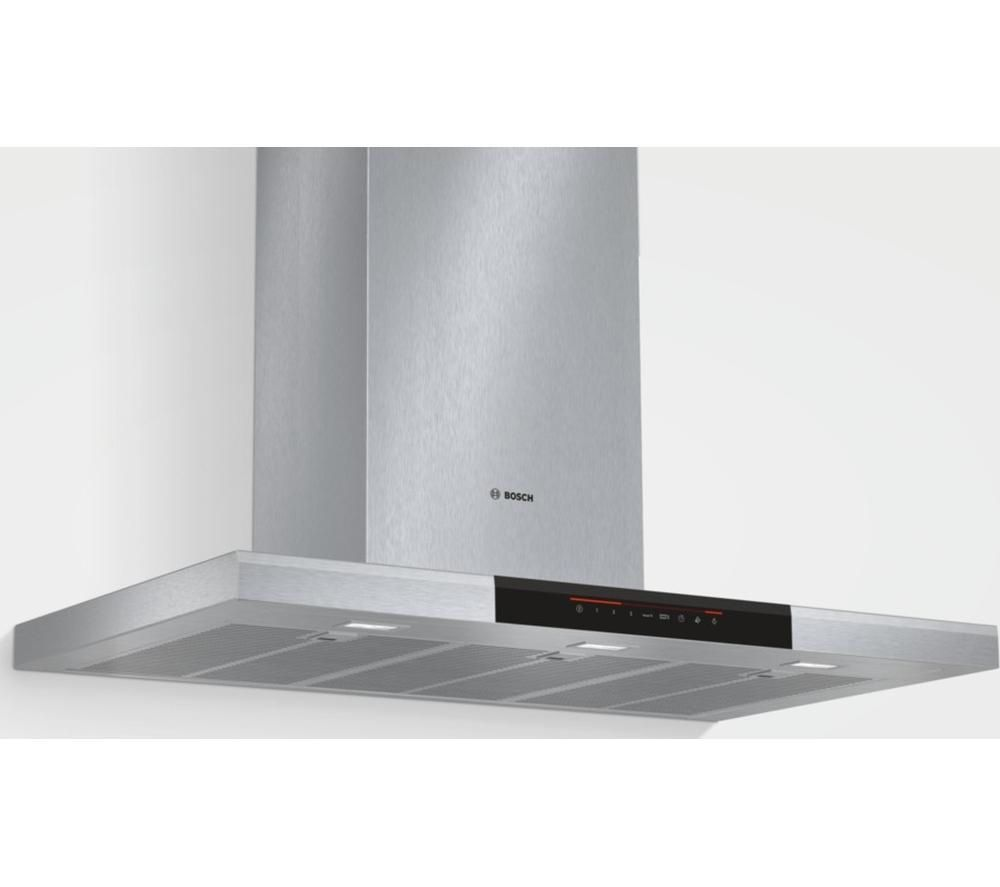Buy A Bosch Dwb098j50b Chimney Cooker Hood Stainless Steel Online At Unbeatable Prices By Uk S Top Retail Web Chimney Cooker Hoods Cooker Hoods Retail Websites