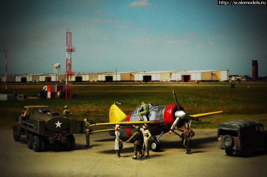 Hasegawa 1/72 Brewster F2A-2 Buffalo   Brewster F2A Buffalo