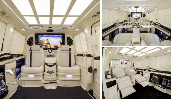 Mercedes Viano Business Luxury Van Luxury Van Viano Luxury