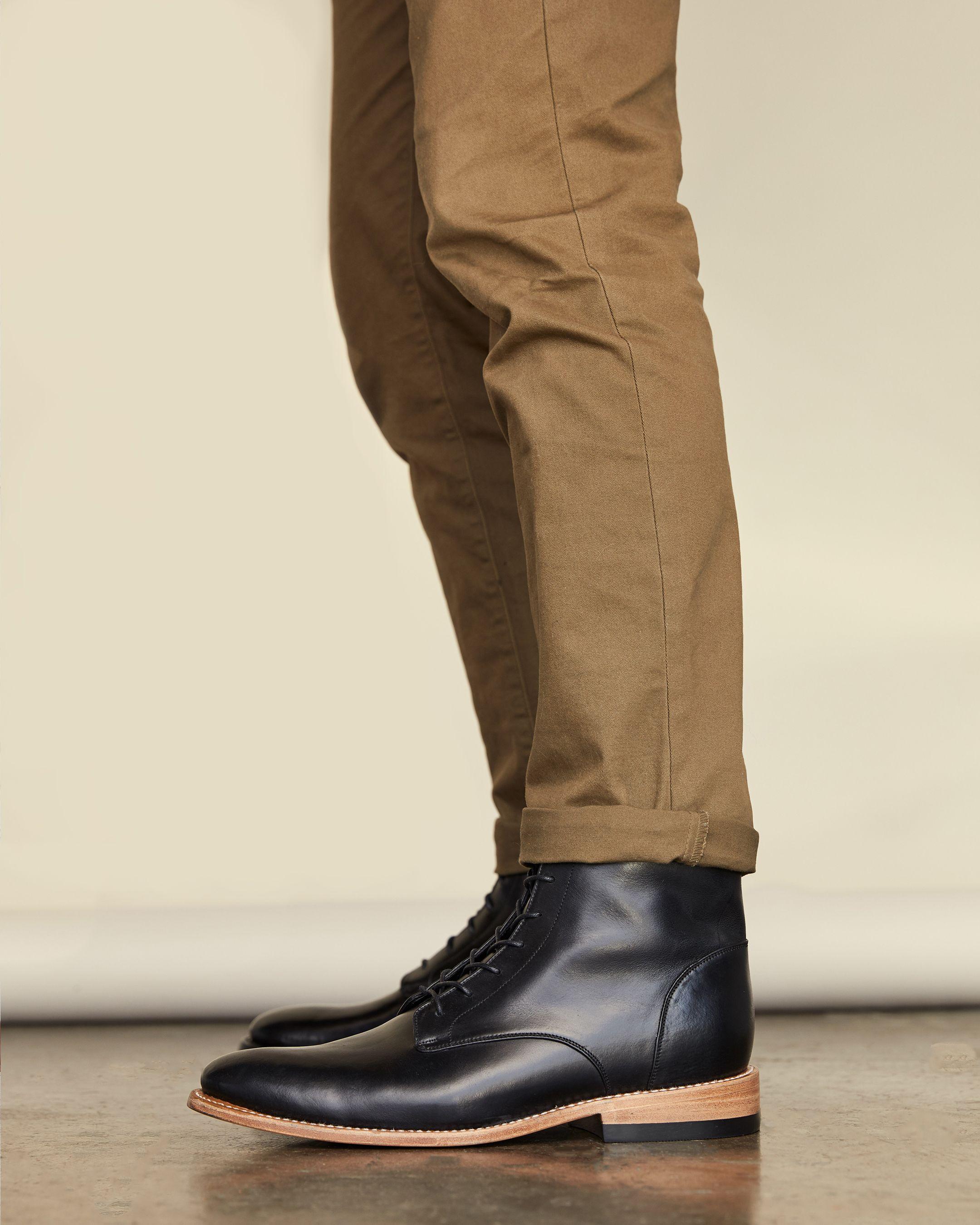 Ankle boots men, Boots men