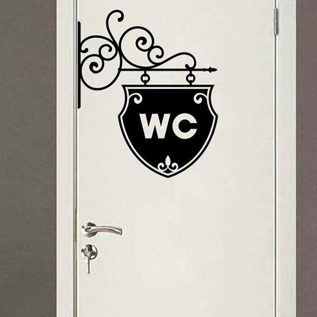 hiasan pintu kamar mandi | home decor | pinterest | mural wall art