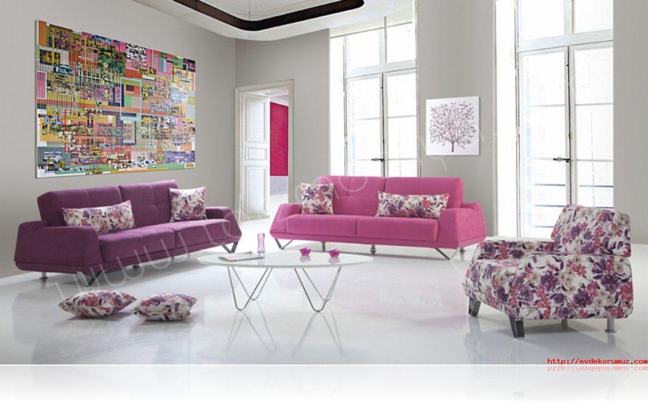 Moda Koltuk Renkleri Ev Dekorasyonu Oturma Odasi Tasarimlari Mobilya Mobilya Fikirleri