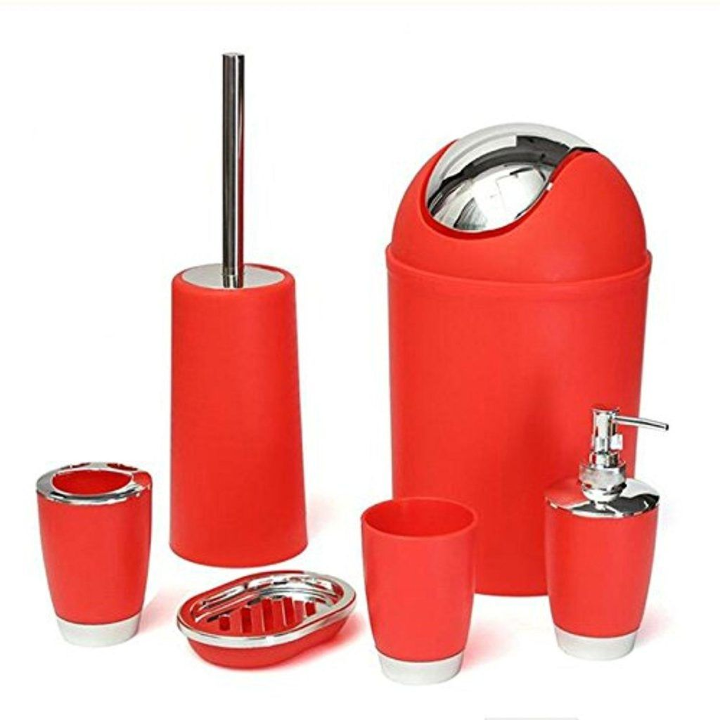 Red Toothbrush Holder Bathroom Accessories. Red Toothbrush Holder Bathroom Accessories