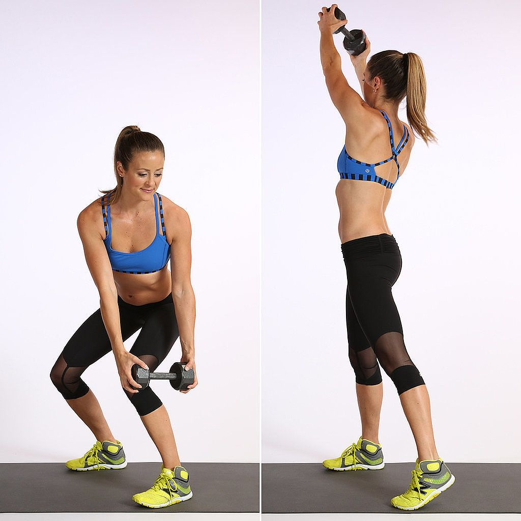 Stability Ball Upper Body Workout: Twists, Medicine And PopSugar